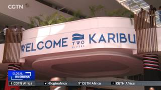Kenya's largest mall opens its doors to the public