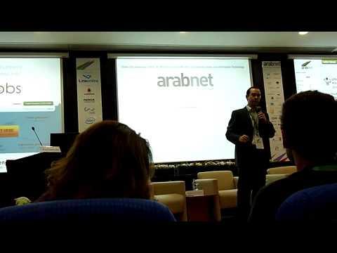 ArabNet Cairo - Startup Demo - Bashar Jobs