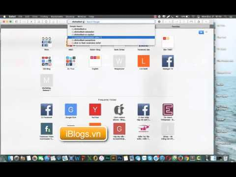 Cách download video youtube trên safari cực nhanh và đơn giản