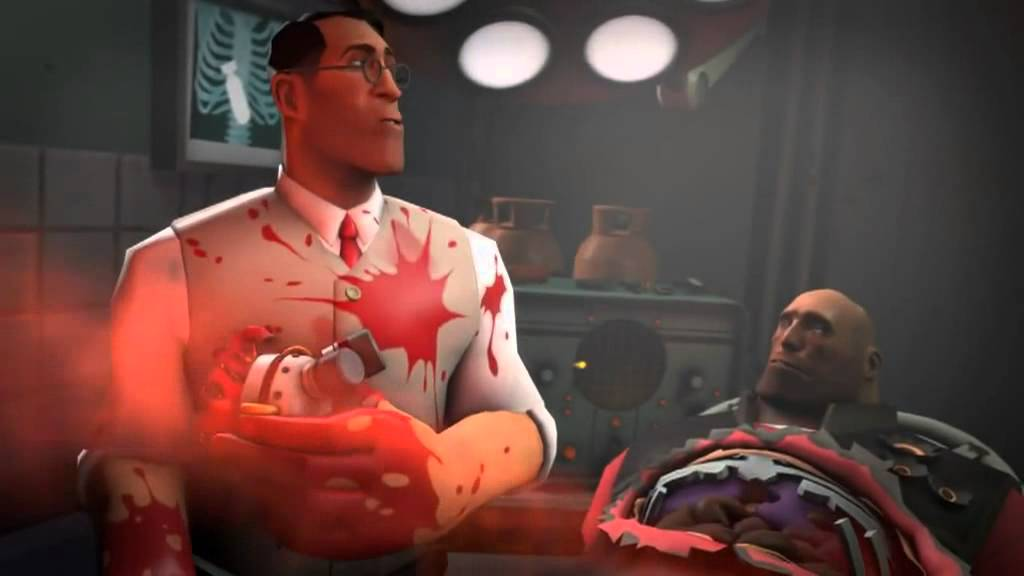 meet the medic outtakes wiki