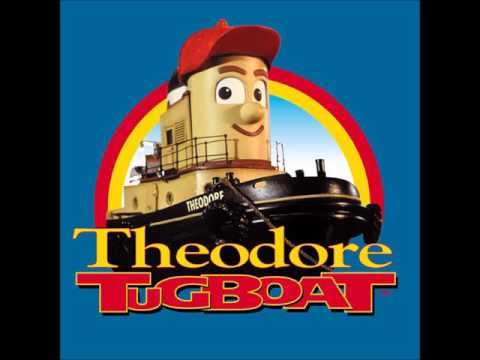 Theodore Tugboat Theme: Extended Melody Transcription