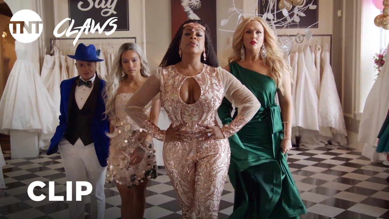 Download Claws: Dress Shopping - Season 2, Ep. 9 [CLIP]   TNT