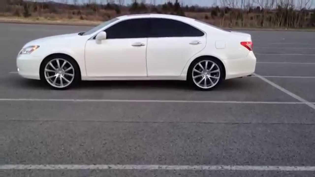 2008 lexus es 350 tires