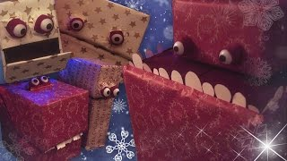 What if Christmas presents were alive?
