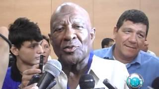 HOMENAJE AL MAS GRANDE NARRADOR DEPORTIVO DE COLOMBIA:EDGAR PEREA EN OPEN