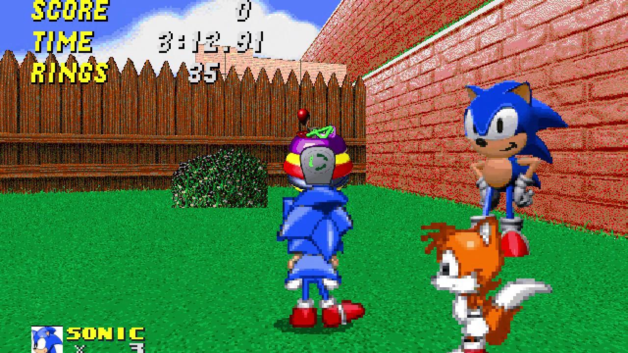 Sonic Robo Blast 2 v2.1.16 - Sonic's Schoolhouse