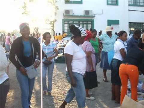 Antigua market place