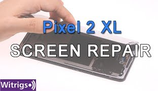 This video will show you how to repair the broken Google Pixel 2 XL...