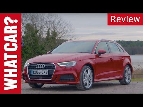 2017 Audi A3 Sportback review   What Car?