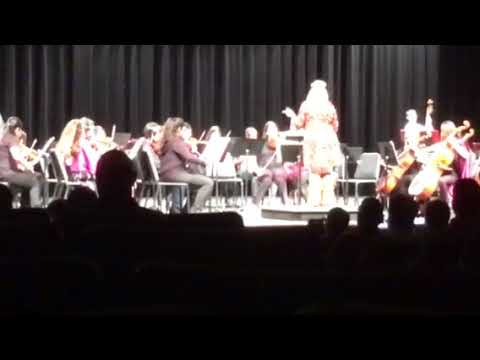 Eastside Middle School concert