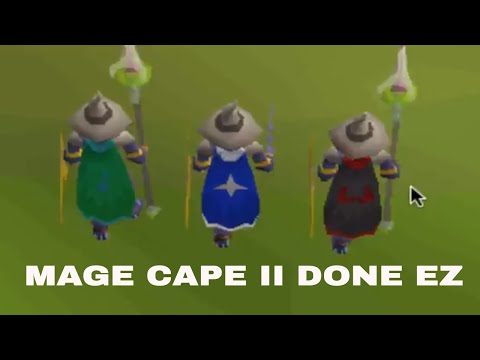 How to get the NEW Imbued God Cape! | In-Depth Guide