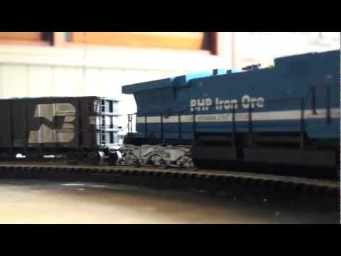 HO Scale BHP GE AC 6000 Loco from Broadway Limited
