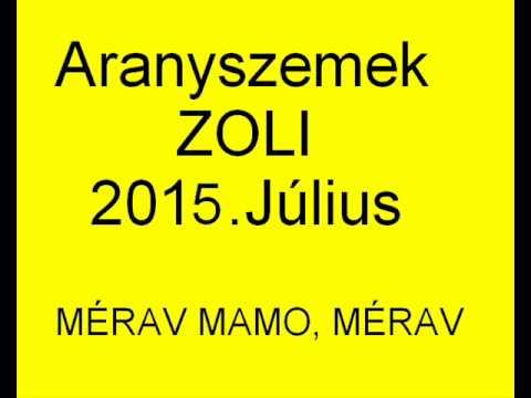 ARANYSZEMEK ZOLI 2015