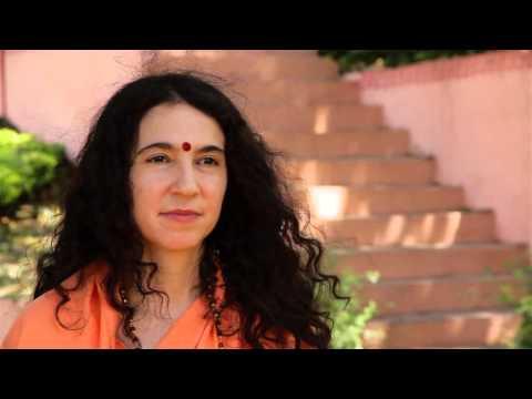 Hollywood to the Holy Woods - Story on Sadhvi Bhagawati's Life