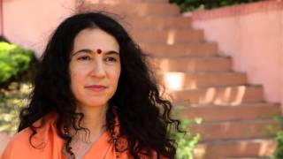 Hollywood to the Holy Woods - Story on Sadhvi Bhagawati