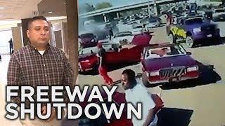 SLABS Shut Down Houston Freeway   Stunt Fail