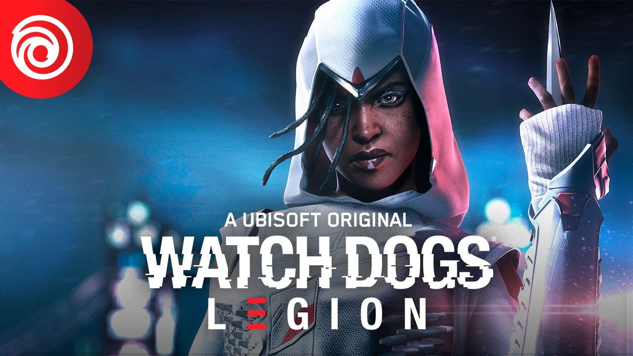 WATCH DOGS: LEGION – ASSASSIN'S CREED CROSSOVER TRAILER   Ubisoft