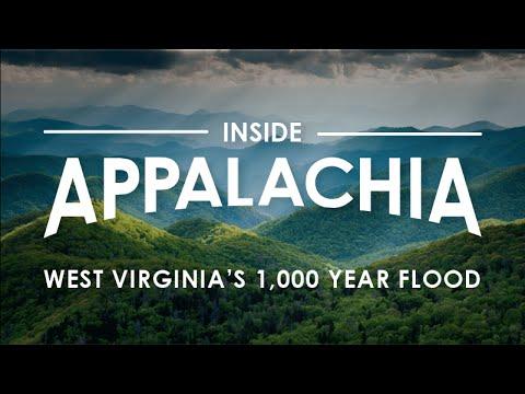 Inside Appalachia: WV's 1,000 Year Flood