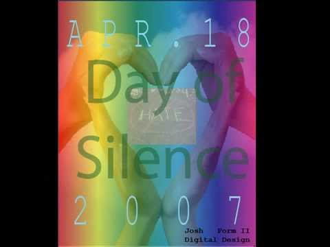 Day of Silence Posters