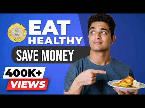 HONEST Cost Of Healthy Dieting in India | BeerBiceps Budget Dieting