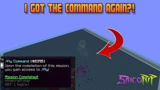 I GOT THE MOST OP COMMAND AGAIN + I WAS SO CLOSE!!   SaicoPvP Factions Episode #35