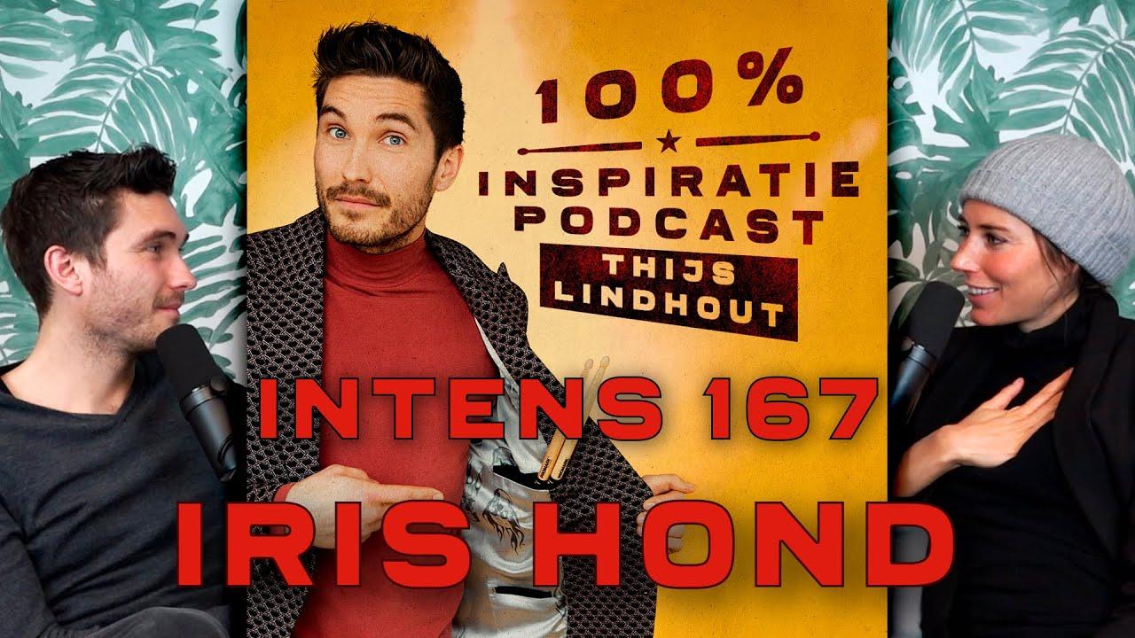 Download INTENS 167: Iris Hond verbindt met haar muziek
