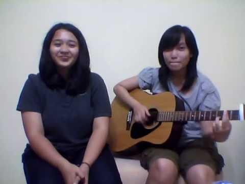Pacar Lima Langkah (Acoustic cover by Santi & Deasy)