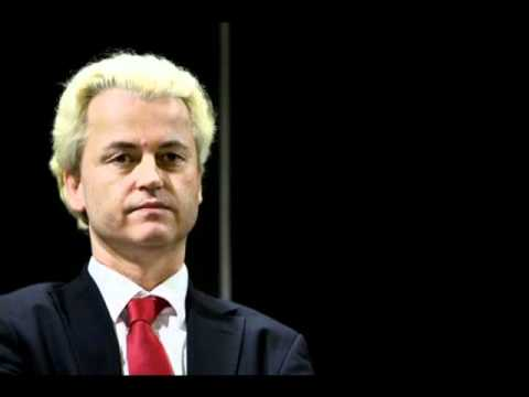 WILDERS GOOD LUCK IN AMERICA