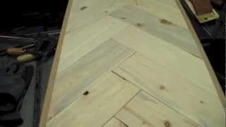 How To Build Cheap Free Coffee Table From Pallets Diy