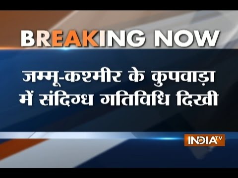 Army Launch Search Operation for Suspected Terrorists in Jammu's Kupwara