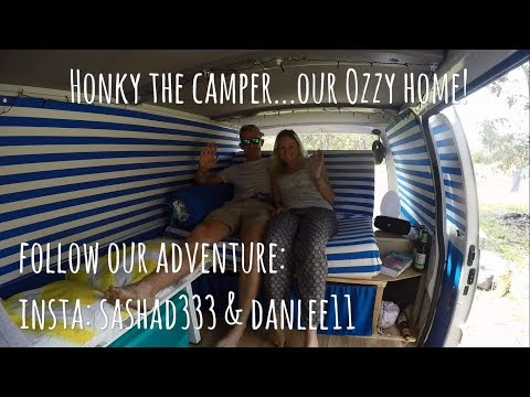 Mitsubishi Express Backpacker Campervan Conversion - Australia