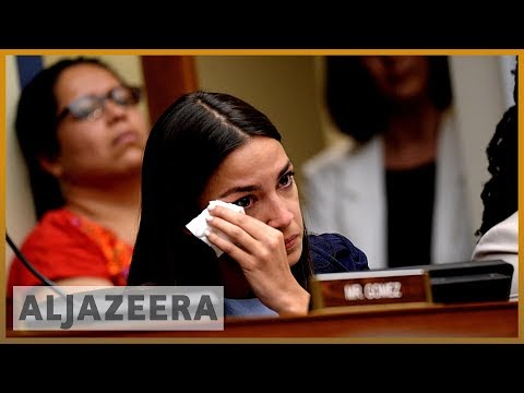 Kids in cages: US politicians hear from migrants in Congress
