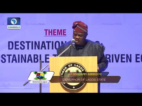 LASG Organises Tourism Sector Summit To Boost New Masterplan Pt.1 |Dateline Lagos|