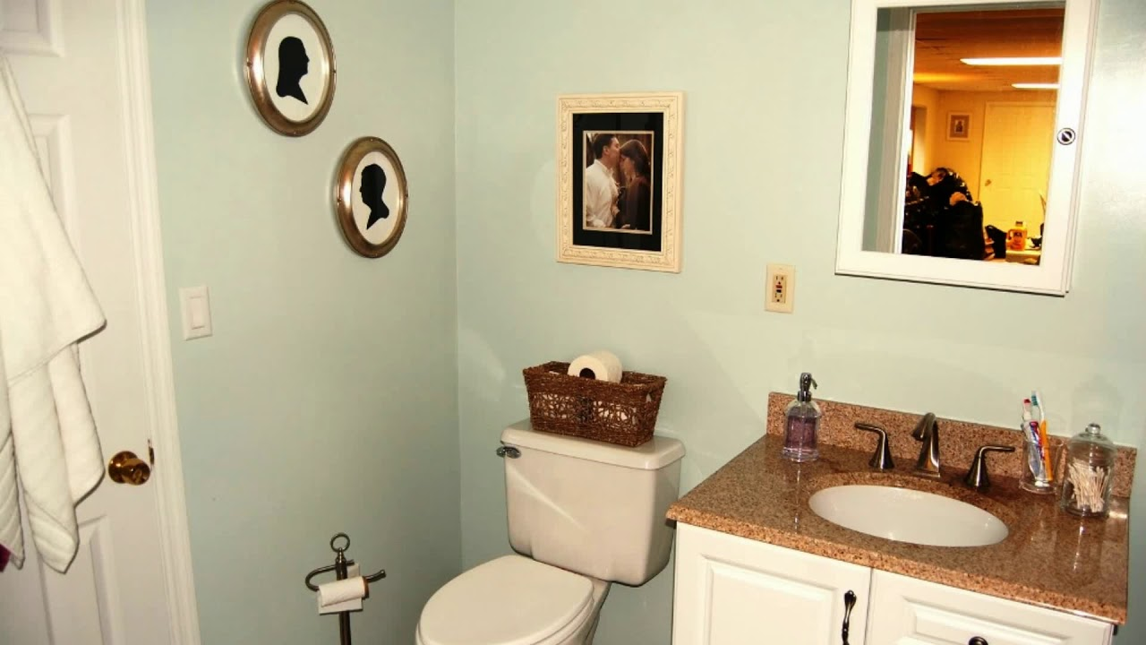 Apartment Bathroom Decorating Ideas Photos - YouTube
