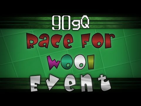 Race for wool - Med folk från 90gQ