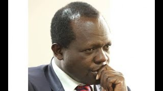 Tuju flown to London after being involved in an accident last week