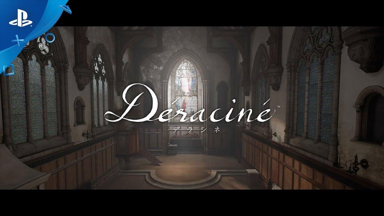 『Déraciné』 ロンチトレーラー