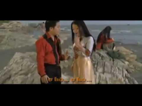 Tình Ta Biển Bạc Đồng Xanh- Karaoke- Trọng Tấn & Anh Thơ