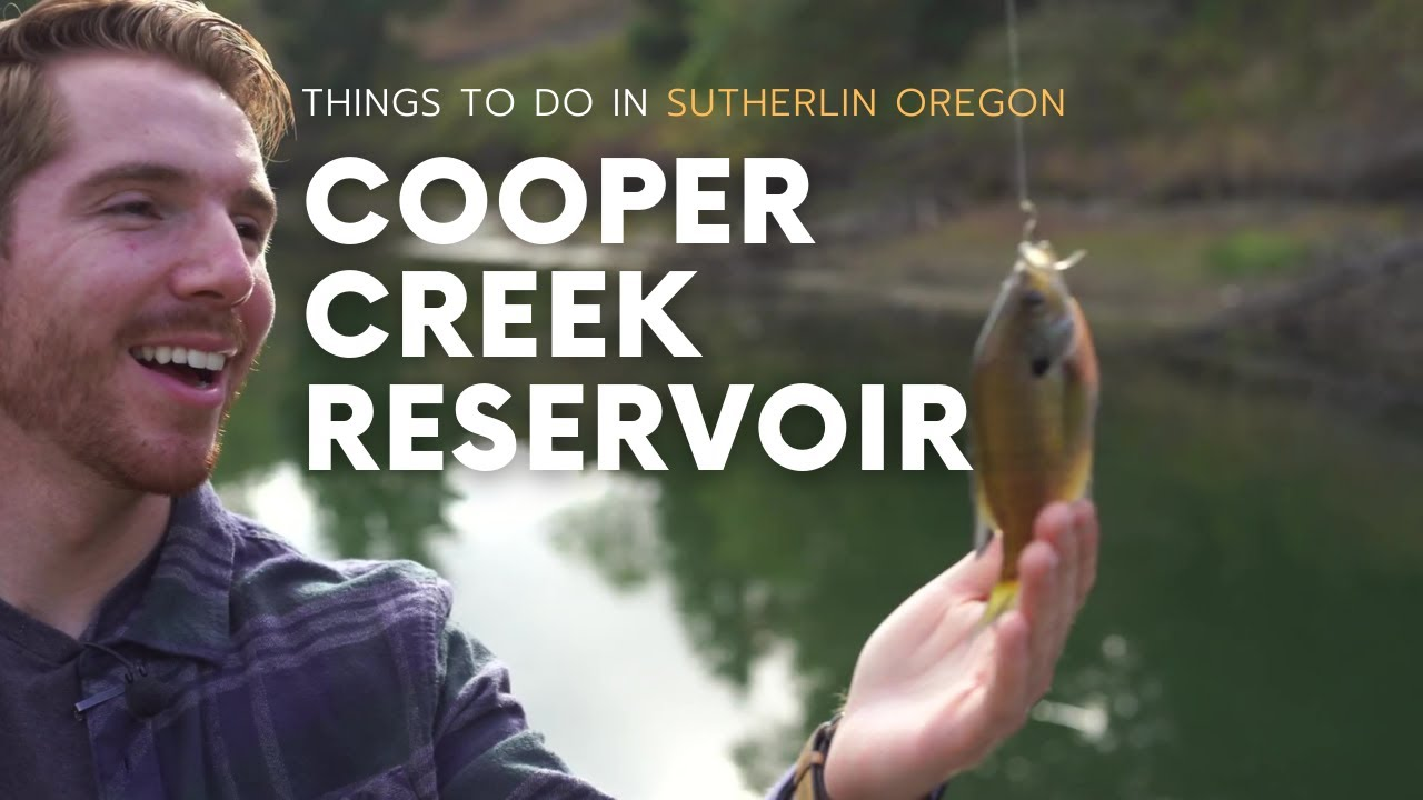 🌲 Cooper Creek Reservoir | Things To Do In Sutherlin Oregon
