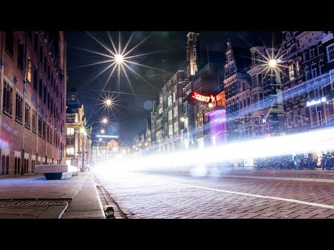 Awesome NIGHT PHOTOGRAPHY in Amsterdam