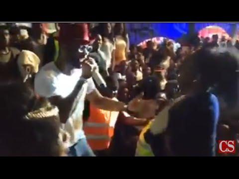 Exclusivité! Fally Ipupa en Angola.. Plein à  craquer !!!