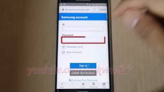 Android : How to track phone with Samsung Account in Samsung Galaxy S6