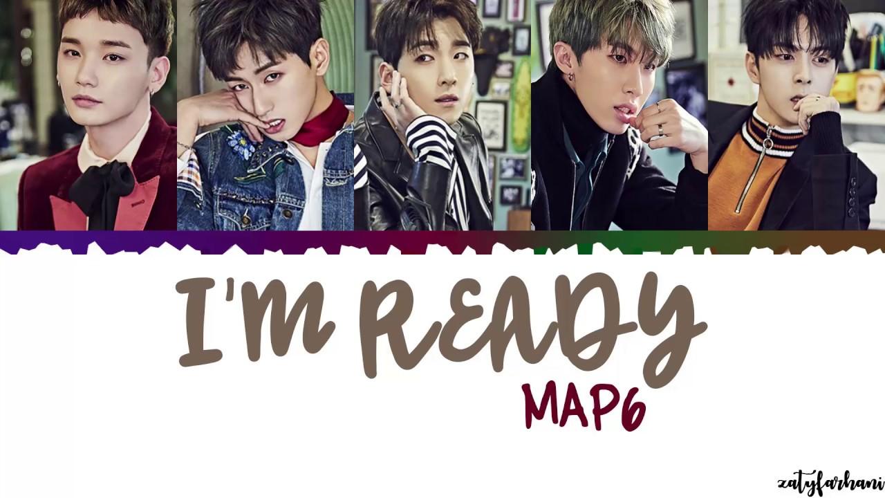 Map6 Profile.Map6 I M Ready Lyrics Color Coded Han Rom Eng