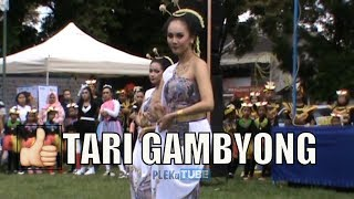 Tari Gambyong