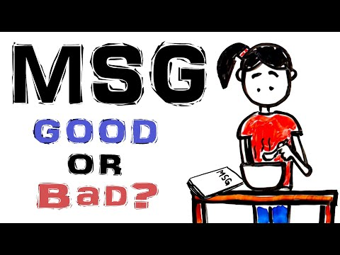 Is MSG Bad For You? What is MSG and Should You Avoid It? (Monosodium Glutamate)