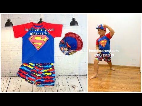 quần áo siêu nhân trẻ em tphcm superman | 0328111317 Zalo