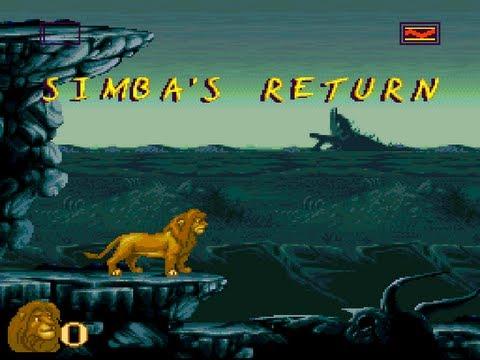 lion king game snes download