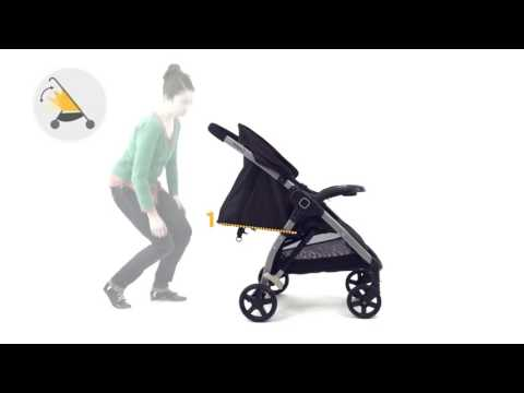 Safety 1st Step & Go 2 in 1 travel system instruction video