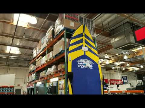 Costco! Bestway Hydro Force 17' Inflatable Stand Up Paddle Board $999!!!