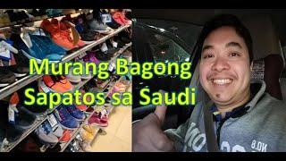 Murang Sapatos sa Saudi Vlog# 2